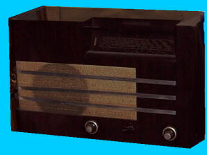 telefunken 686 wk de 1936. Black Bedroom Furniture Sets. Home Design Ideas