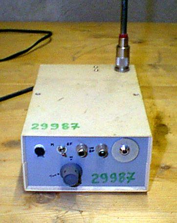 micro emetteur a m m w experimental et metteur 30 mhz exp rimental. Black Bedroom Furniture Sets. Home Design Ideas